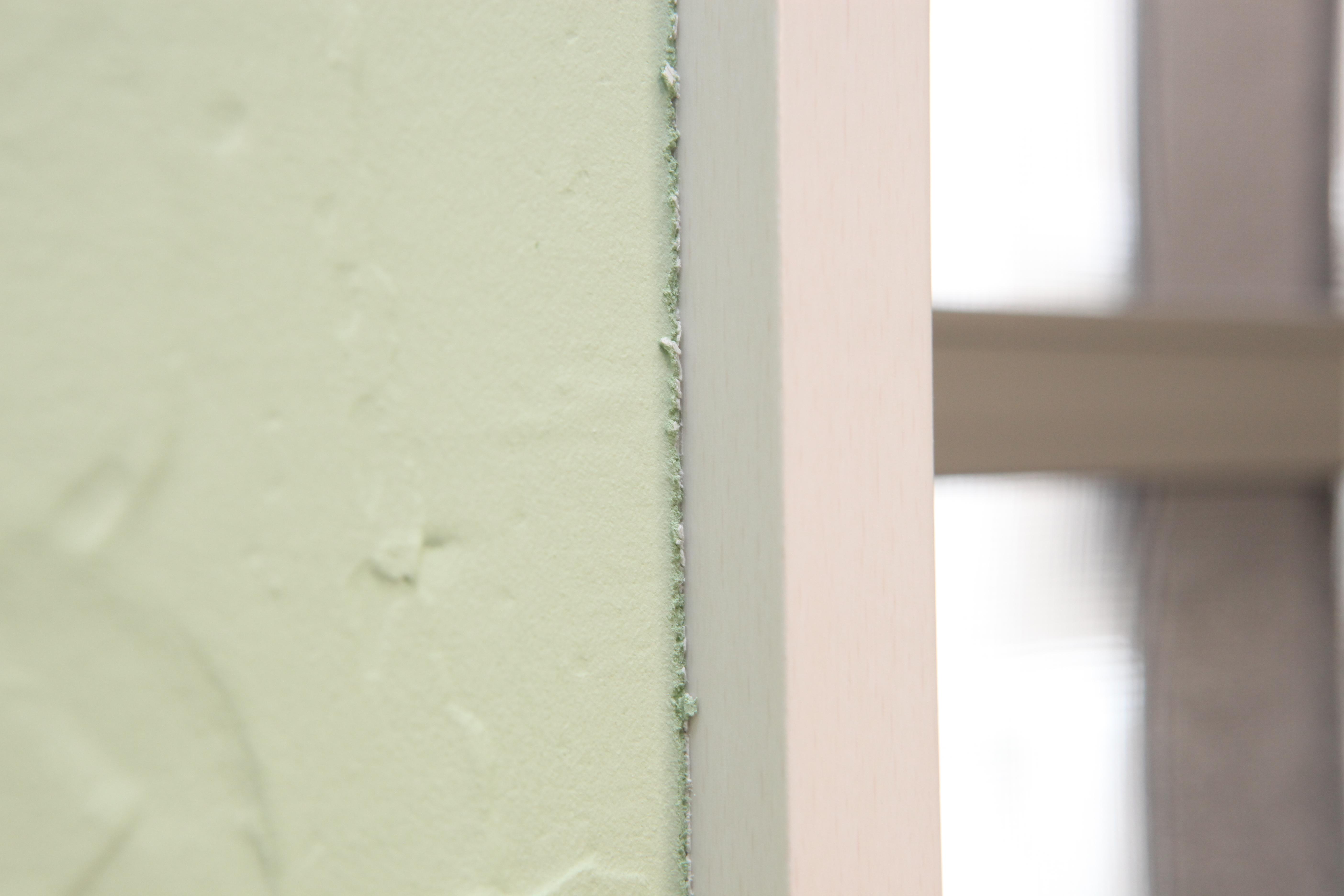 【キレイに完成】端まで漆喰をキレイに塗ることができるDIYの塗り方