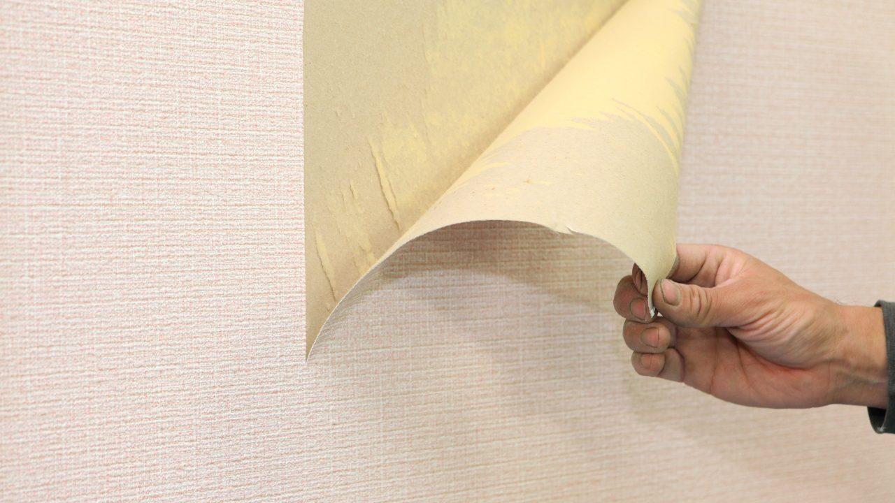 ビニールクロス 壁紙 の剥がし方 漆喰 しっくい 通販 ロハスウォール