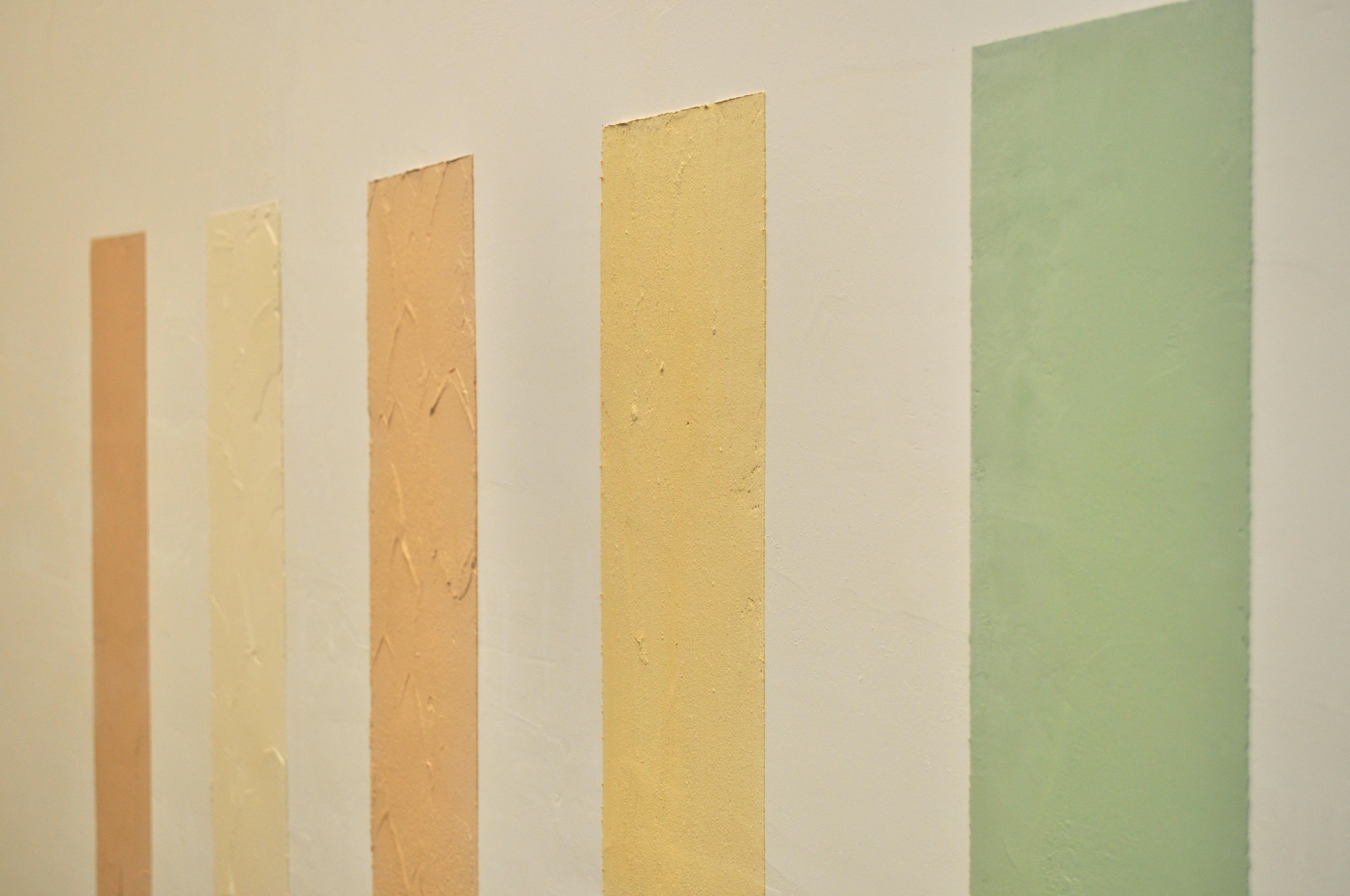 珪藻土壁の色の種類と色見本の入手方法