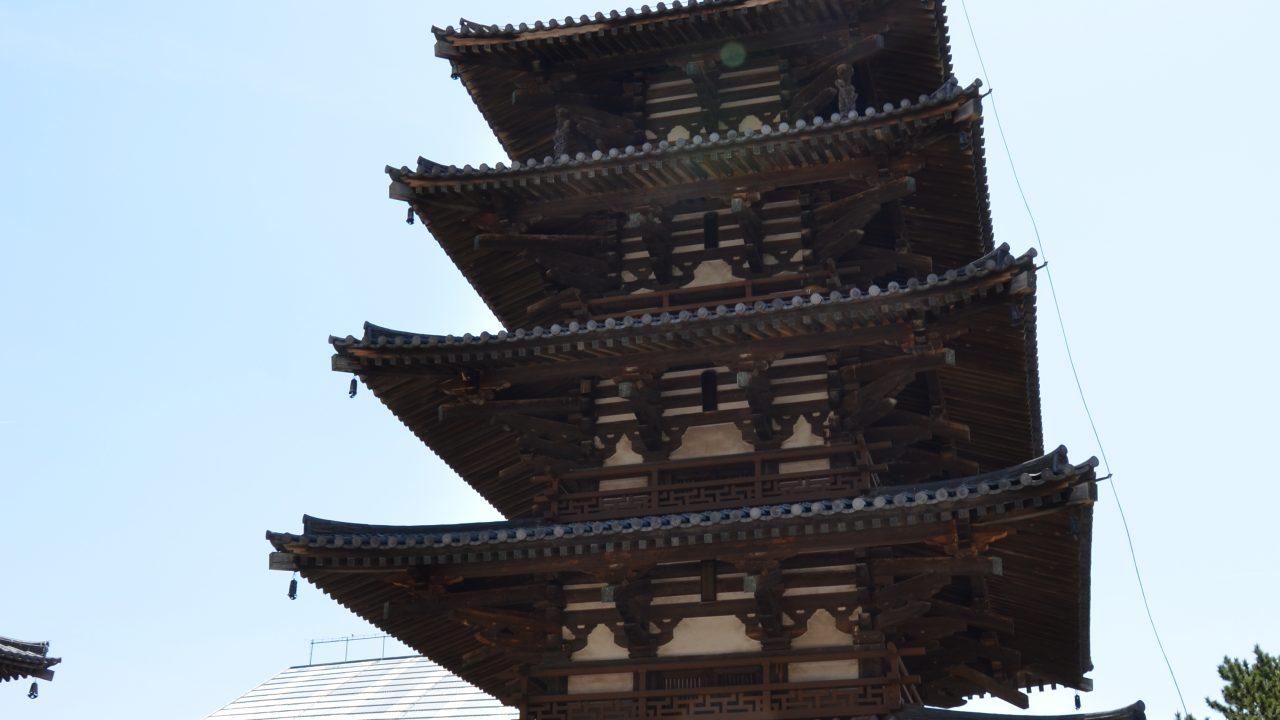 法隆寺】法隆寺の漆喰壁は世界最古の木造建築。 | 珪藻土と漆喰の通販 ...