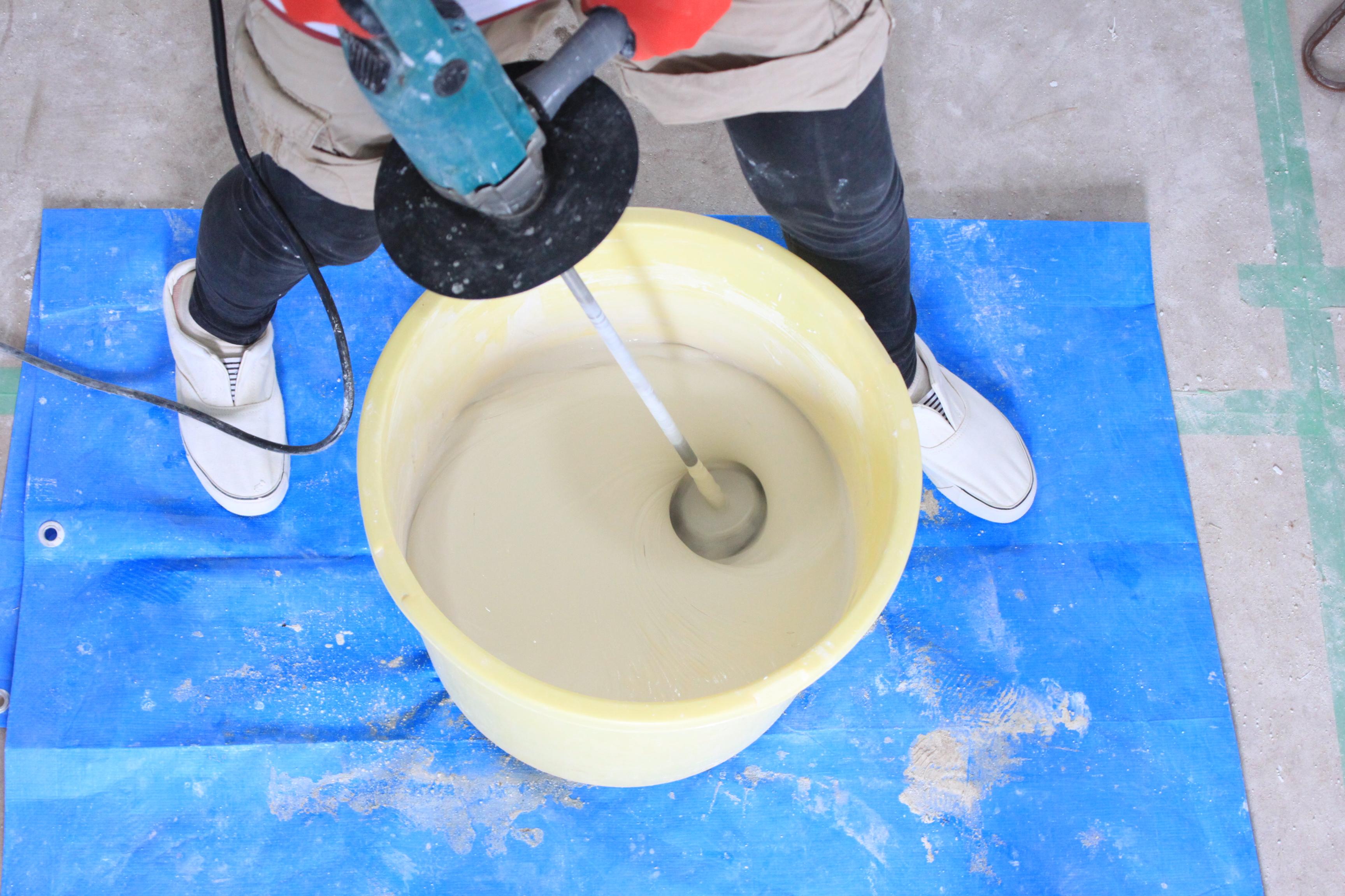 漆喰・珪藻土をキレイに塗るコツ