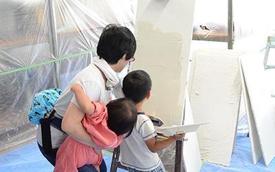 大阪教室:小さなお子様と一緒に参加もOK